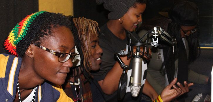 Youth & Radio in Namibia: Part 1