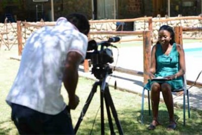 MISA Namibia and coalition of NGOs work with Namibian youth to tackle gender based violence