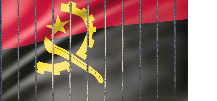 AFEX condemns imprisonment of 17 Angolan human rights activists