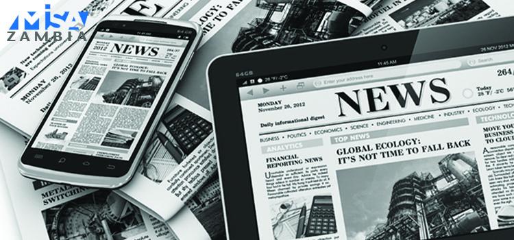 Zambian media survives turbulent third quarter – MISA Zambia Third Quarter Report
