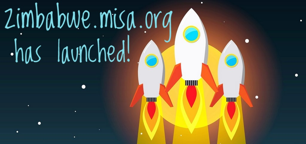 MISA Zimbabwe's website has a great new look!