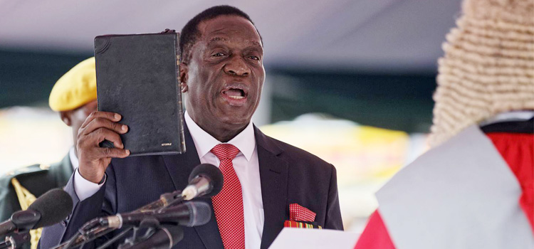 President Mnangagwa should crack media reforms whip