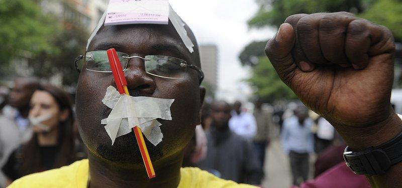 Photo: SIMON MAINA/AFP/Getty Images