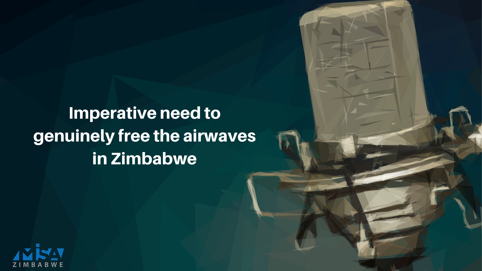 Imperative need to genuinely free the airwaves in Zimbabwe