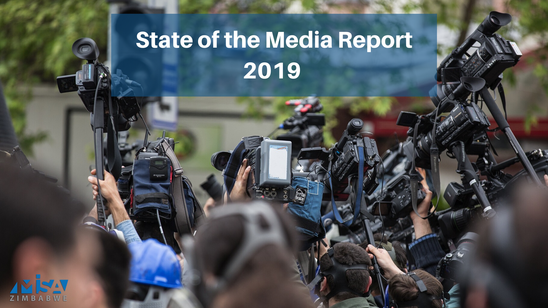 Zimbabwe: State of the media report 2019 available now!