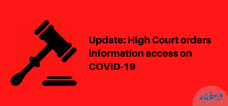 High Court orders information access on COVID-19