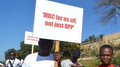 MISA Malawi condemns use of swearwords by MBCTV