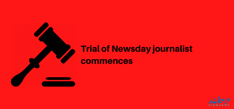 Trial of Newsday journalist commences