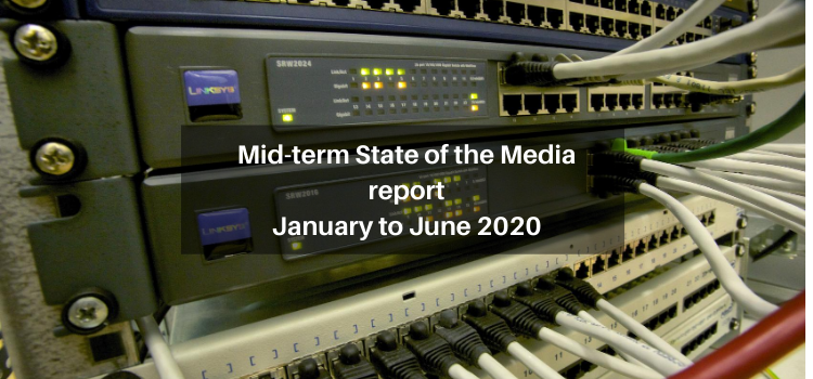 Mid-term State of the Media report 2020 now available