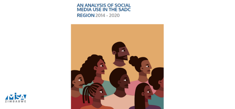 An analysis of Social Media use in The SADC region: 2014- 2020