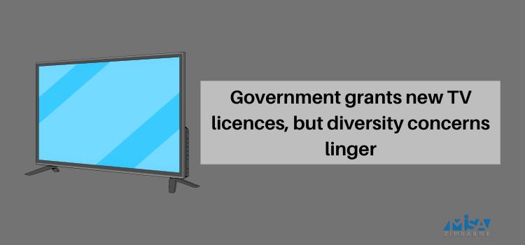 Government grants new TV licences, diversity concerns linger