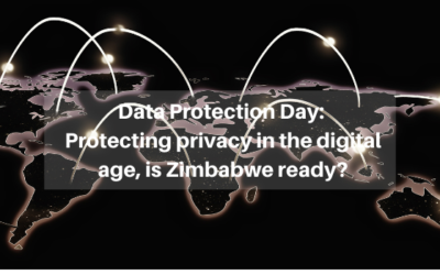 Protecting privacy in the digital age, is Zimbabwe ready?