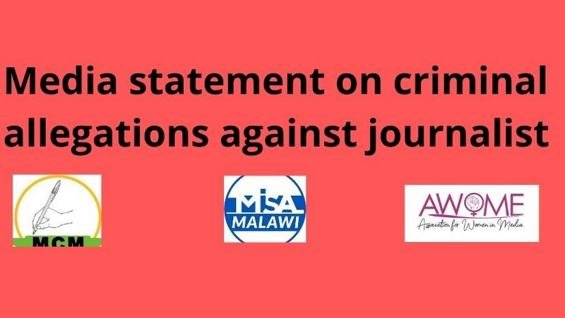 Media statement on journalist accused of defilement