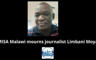 Malawi media mourns MACRA Broadcasting Monitoring Officer Limbani Moya