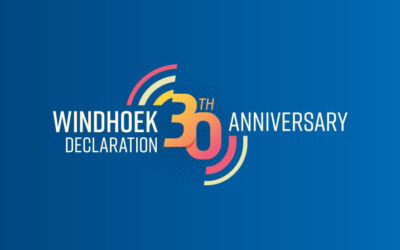 2021 World Press Freedom Day & Windhoek Declaration 30th Anniversary