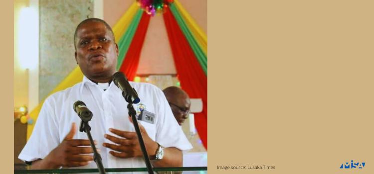 ather Benedict Mwelwa Ng'andwe, MISA Zambia
