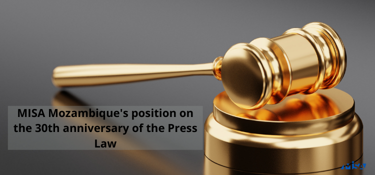 MISA Mozambique's position on the 30th anniversary of the Press Law